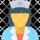 Nurse Medical Assistant Icon
