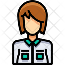 Nurse Medical Assistant Medical Helper Icon