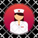 Nurse Avatar Human Icon