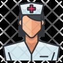 Nurse Woman Icon