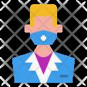 Nurse Men Male Icon