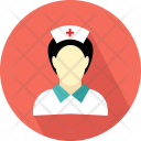 Nurse Hospital Medical Icon