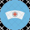 Nurse Cap Hospital Icon