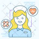 Doctor Assistant Professional Icon