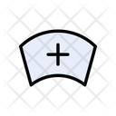 Nurse Cap Medical Icon