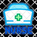 Nurse Hat Aid Icon