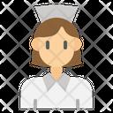 Nurse Women Hospital Icon