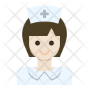 Nurse Woman User Icon