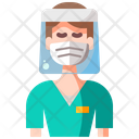 Avatar Protection Safety Suit Icon