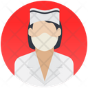 Nurse Medical Assistant Female Nurse Icon