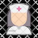 Medical Healthy Nurse Icon