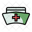 Nurse Nursing Care Hat Icon
