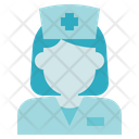 Blood Donation Medical Nurse Icon