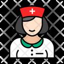 Nurse Doctor Hospital Icon