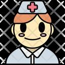 Nurse Man Doctor Icon