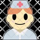 Nurse Man Icon