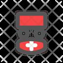 Nurse Health Care Icon