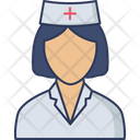 Nurse Assistant Doctor Icon