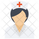 Nurse Doctor Medical Assistant Icon