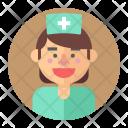 Nurse Medical Healthcare Icon