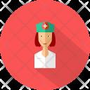 Nurse Medical Tool Icon