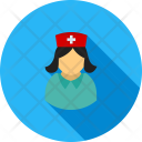 Nurse Helper Medicine Icon