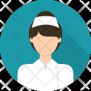 Nurse Medical Avatar Icon