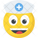 Nurse Emoticon Icon