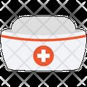 Nurse Hat Nurse Cap Nurse Uniform Icon