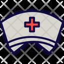 Nurse Hat Cap Clothing Icon