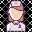 Nurse Medicine Care Icon