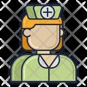 Nursing Doctor Hospital Icon