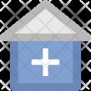 Nursing Home Hospital Icon