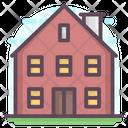 Nursing Home Building Icon