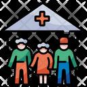 Nursing House Icon