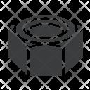 Nut Bolt Mechanic Icon