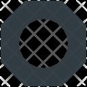 Nut Bolt Head Icon