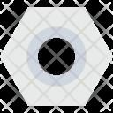 Bolt Nut Hardware Icon