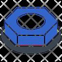 Bolt Construction Hardware Icon