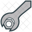 Nut Wrench Icon