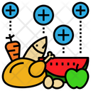 Nutrition Nutrient Food Icon