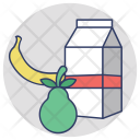 Nutrition Fruits Juice Icon