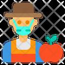 Nutritionist Avatar Mask Icon