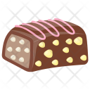 Nuts Hazelnut Bar Icon