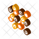 Nuts Seeds Icon