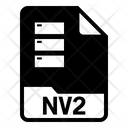 Nv 2 File Icon