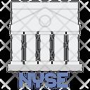 Nyse Big Board Exchange Icon