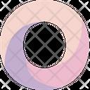 O Sign Alphabet Icon