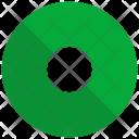 O Design Letter Icon