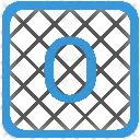 Key O Upper Icon